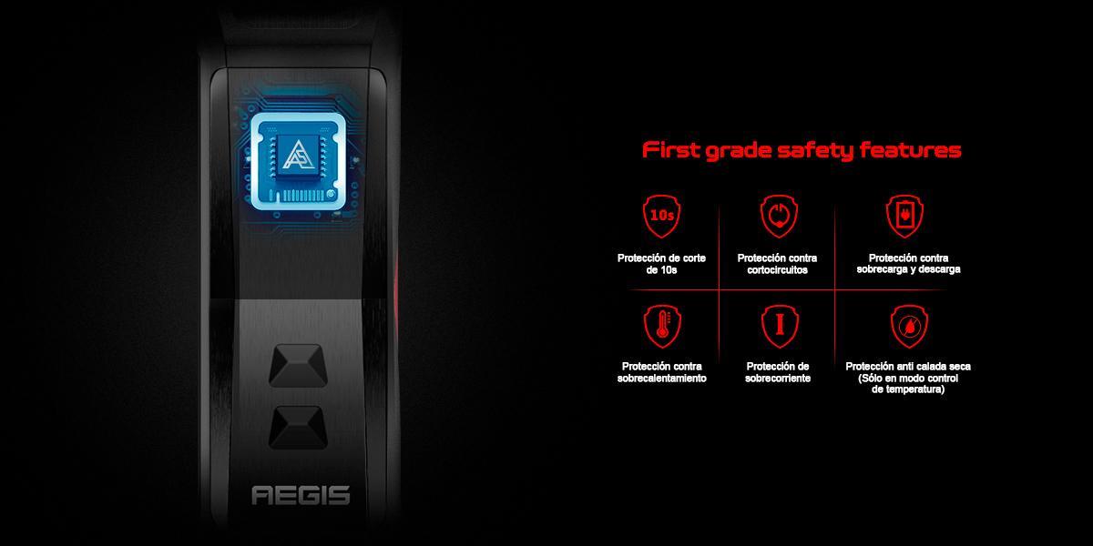 AEGIS X 6