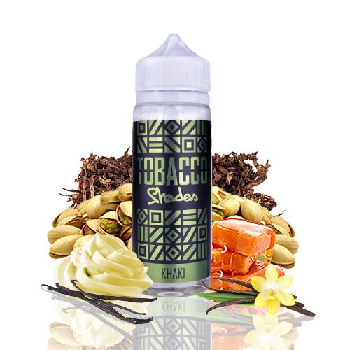 Shades Tobacco Khaki 100ml (Shortfill)