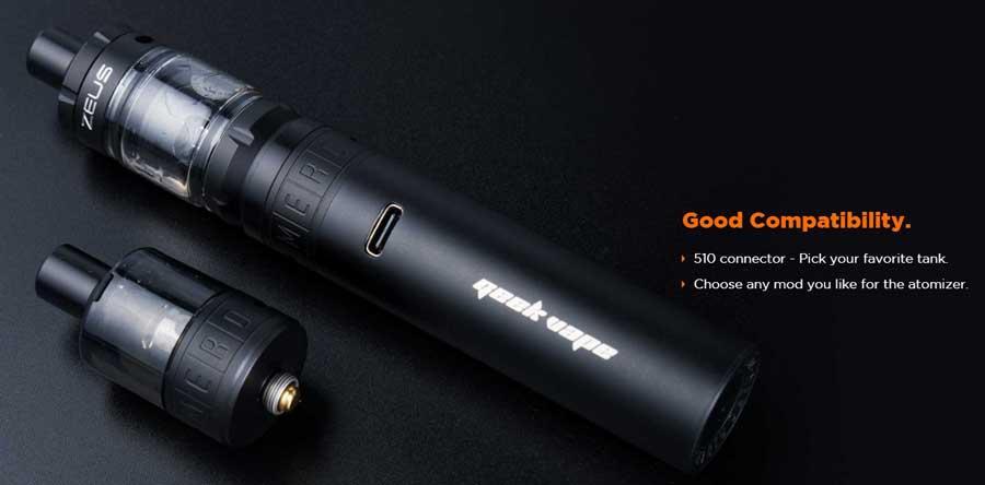 Rosca 510 de Geekvape Mero AIO: