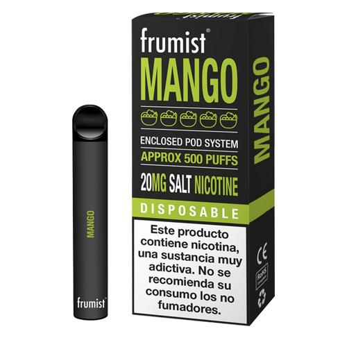 Frumist Disposable Mango 20mg